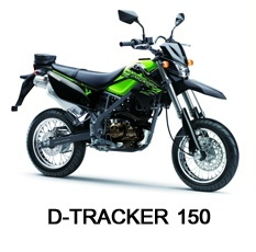 Kawasaki D-TRACKER150