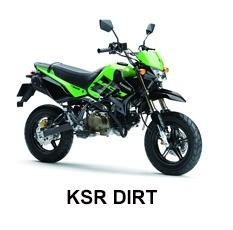 Kawasaki KSR DIRT
