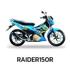 Suzuki-RAIDER150R