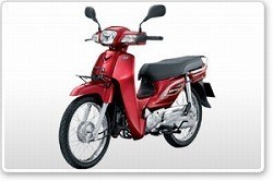 Honda DREAM110i